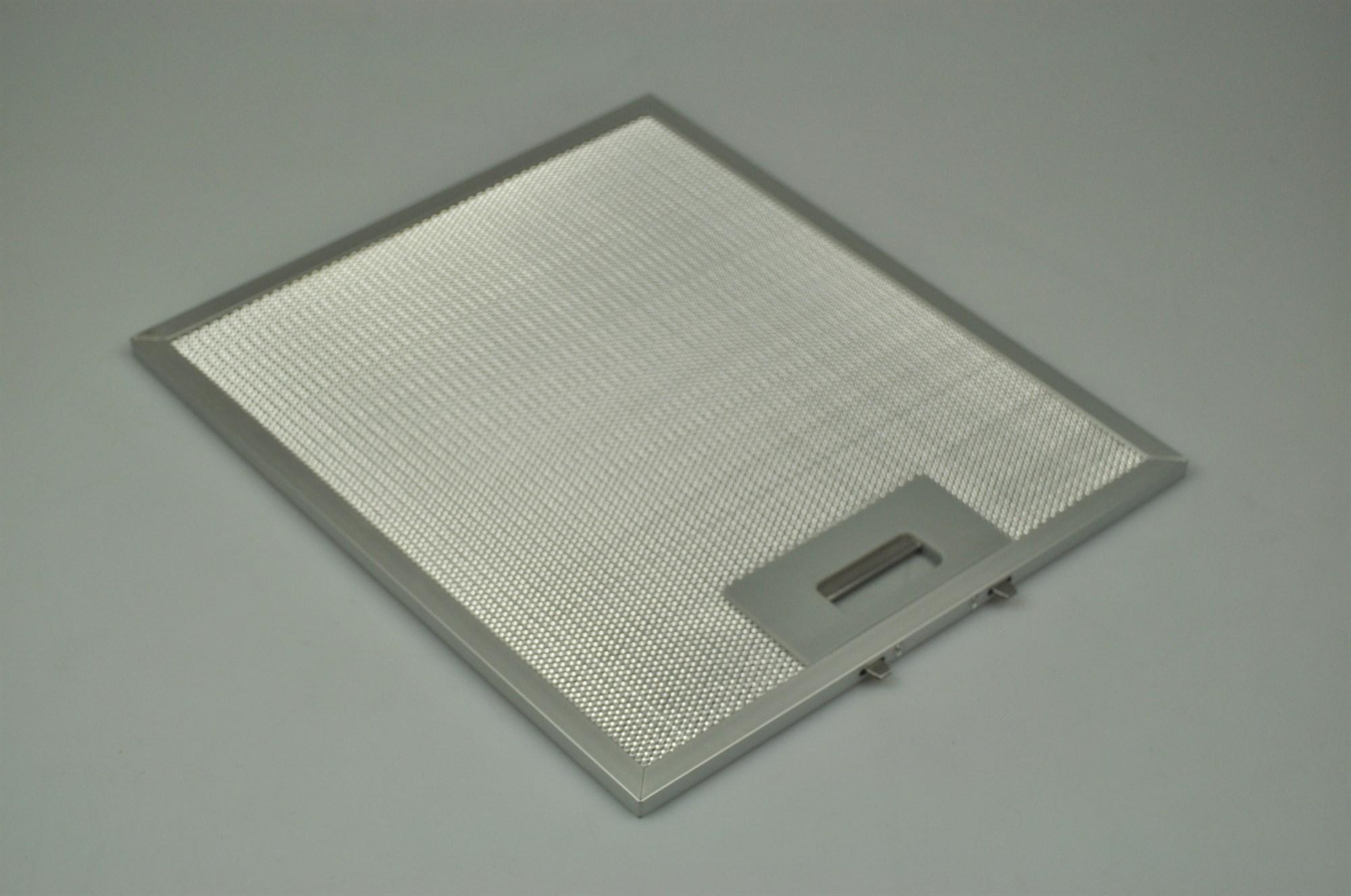 Metallfilter asko dunstabzugshaube 295x250x7 mm fettfilter