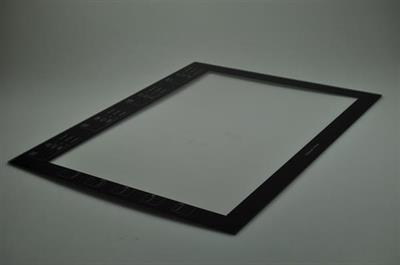 backofen scheibe voss herd backofen innere glasscheibe. Black Bedroom Furniture Sets. Home Design Ideas