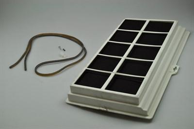 kohlefilter neff dunstabzugshaube 500 mm x 255 mm 1 stck. Black Bedroom Furniture Sets. Home Design Ideas