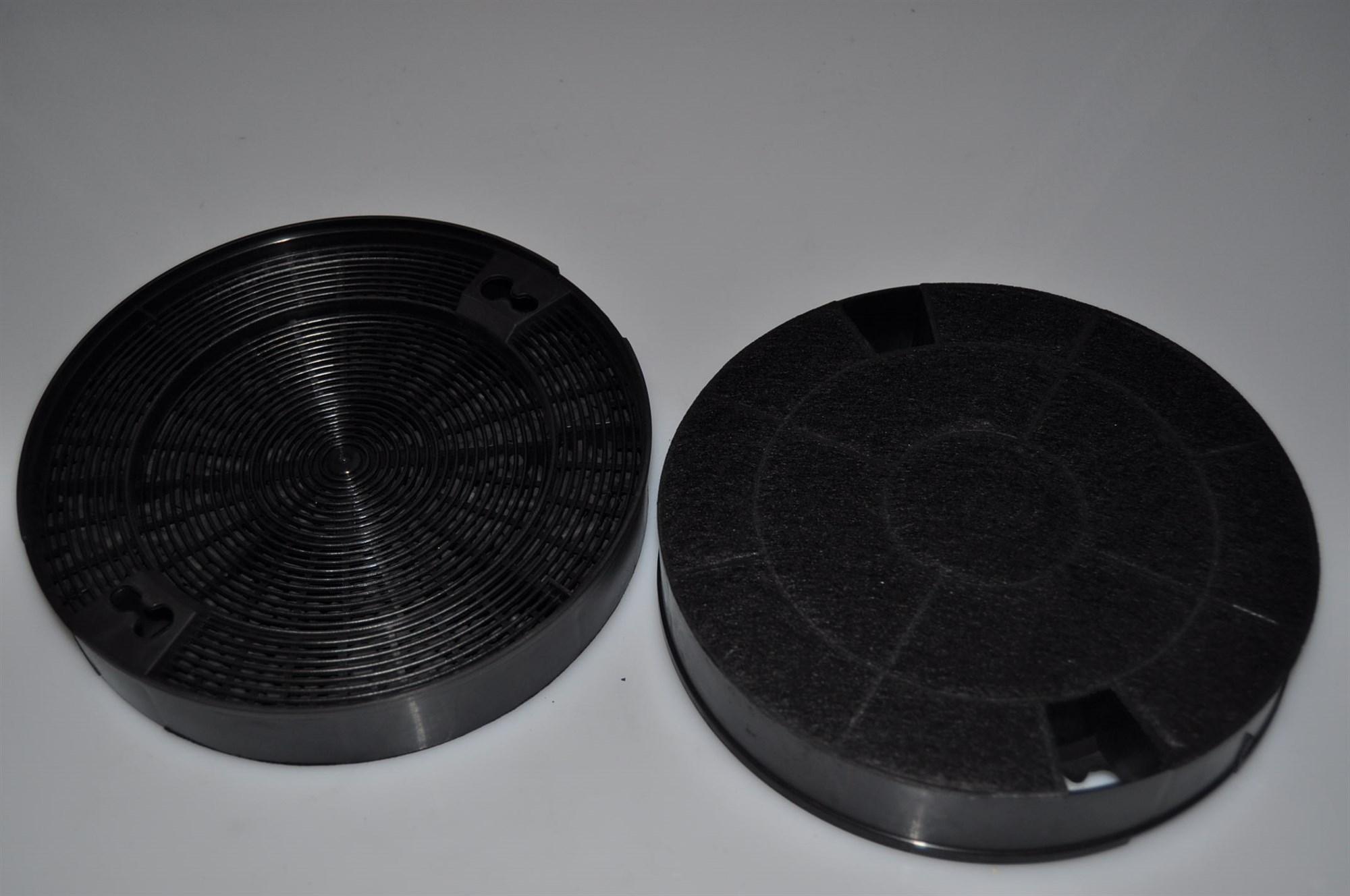 Kohlefilter ikea dunstabzugshaube 35 mm 2 stck