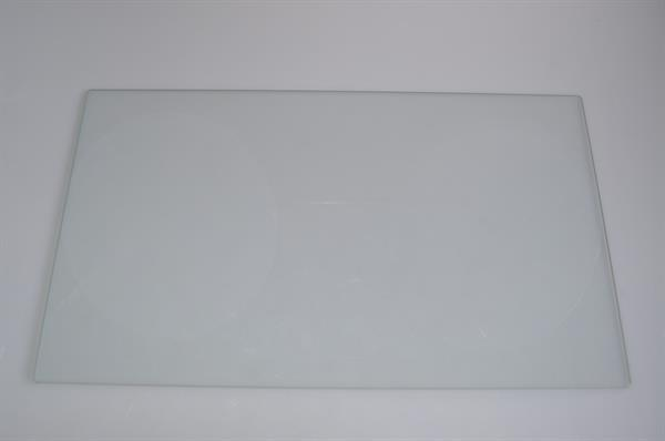 Glasplatte electrolux k hl gefrierschrank 3 mm x 475 for Glasplatte hinter herd