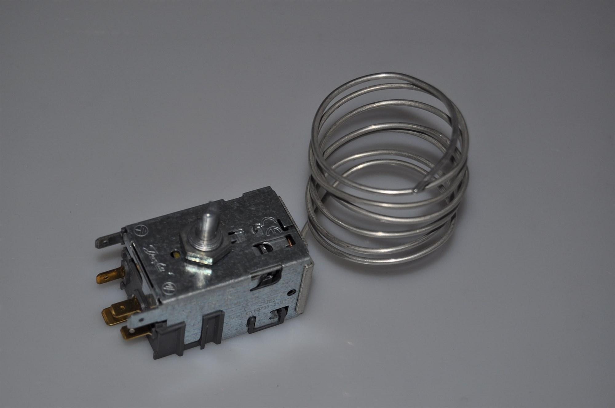 Aeg Kühlschrank Thermostat : Kühlschrank scharnier wechseln anleitung diybook at