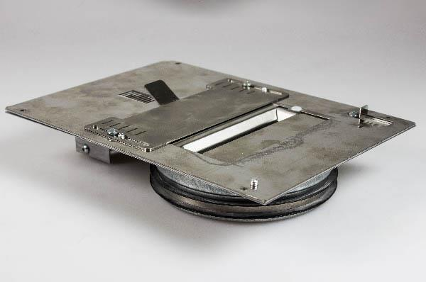 Rückstauklappe electrolux dunstabzugshaube