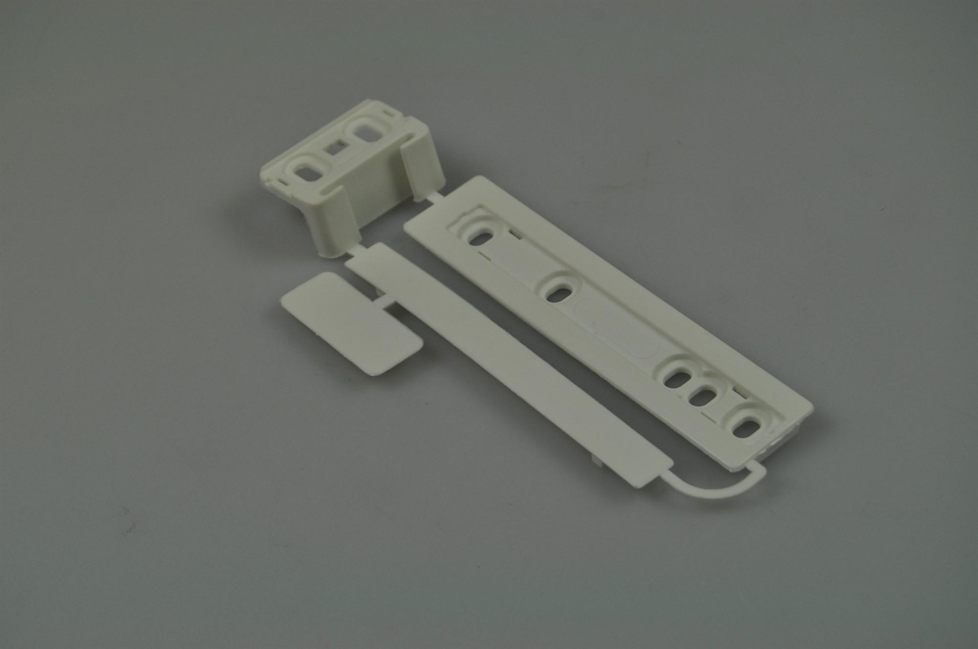 Gorenje Kühlschrank Ersatzteile Türfach : Beschlag für kühlschranktür gorenje kühl gefrierschrank schiene