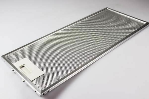 Metallfilter koerting dunstabzugshaube mm