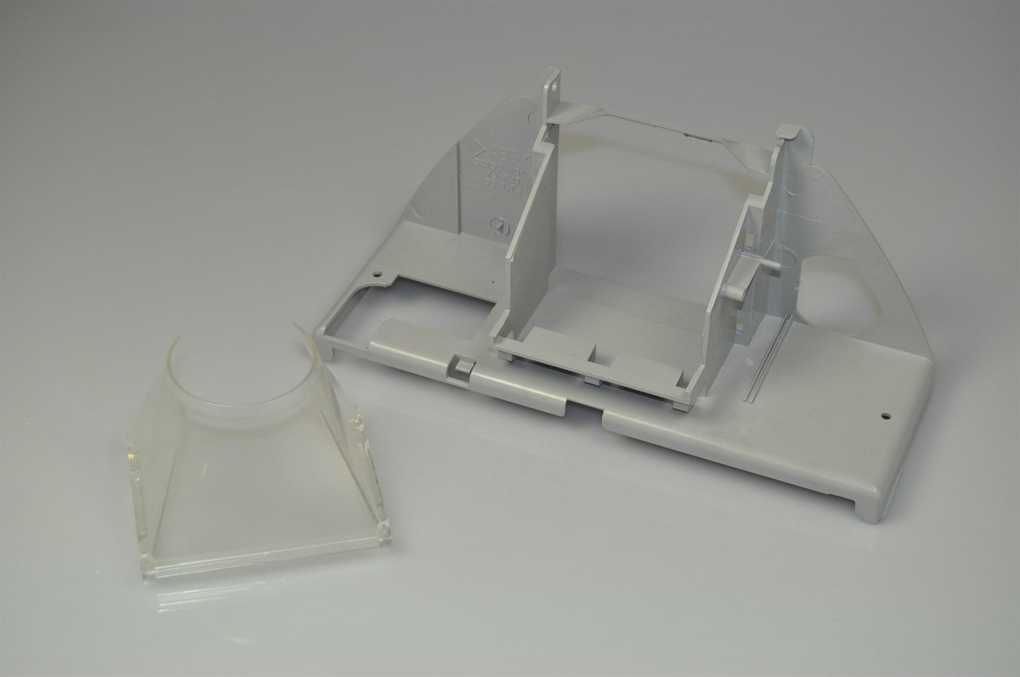 Kühlschrank Mit Eiswürfelbereiter : Trichter für eiswürfelbereiter lg electronics side by side