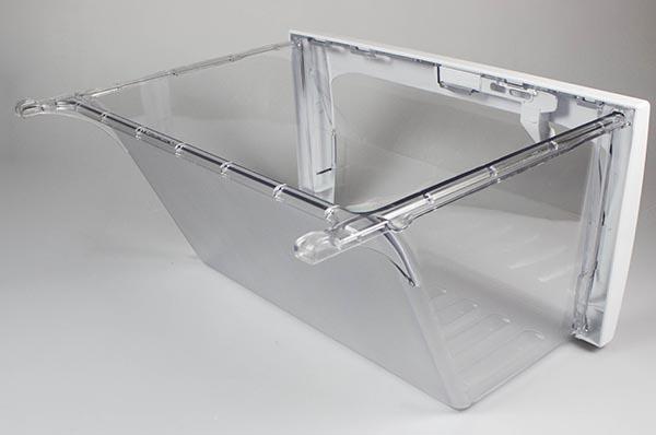 Kühlschrank Schubladen : Gemüseschublade lg electronics side by side kühlschrank