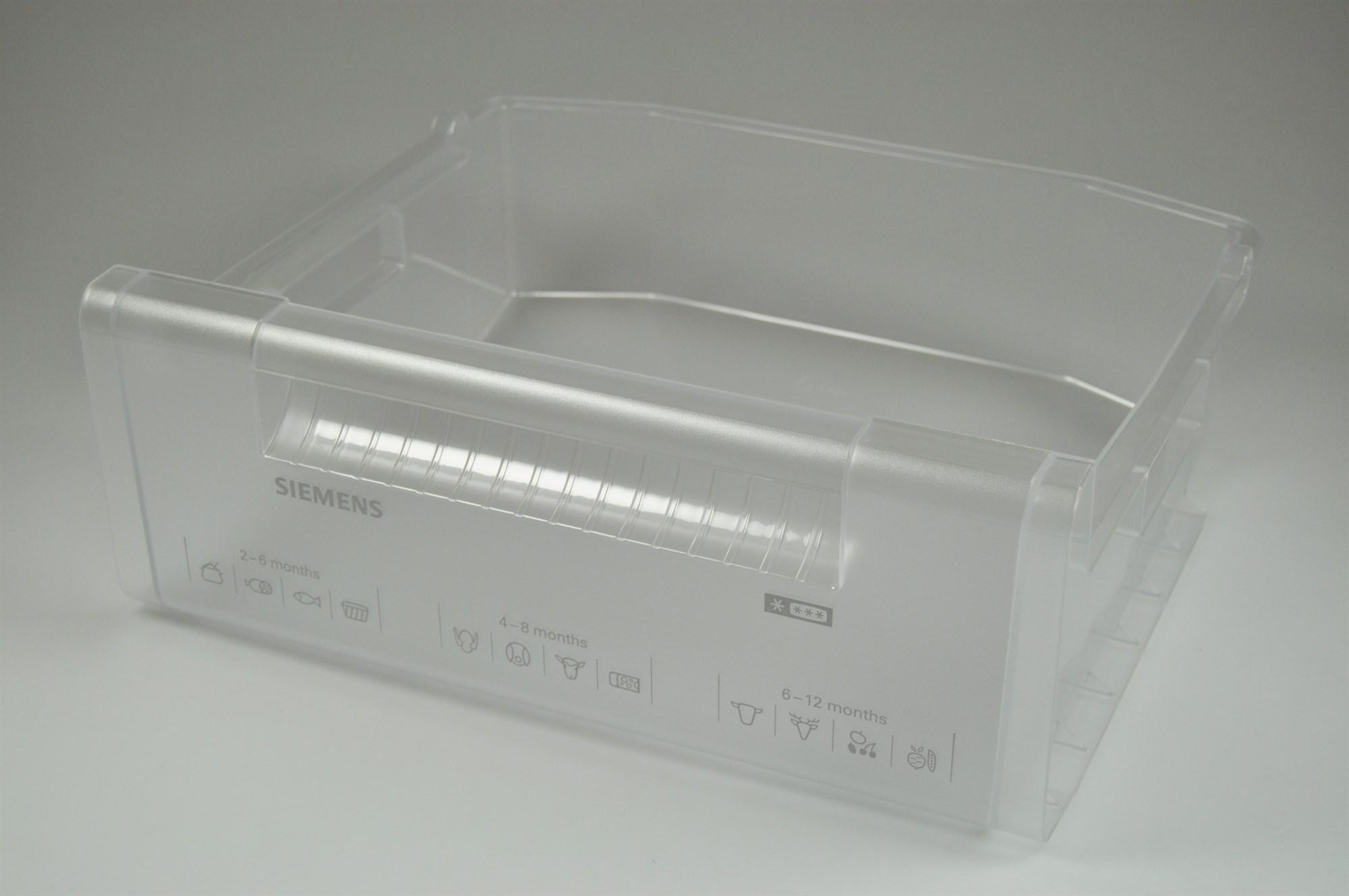 Siemens Kühlschrank Zubehör Ersatzteile : Gefrierschublade siemens kühl & gefrierschrank 160 mm x 422 mm x