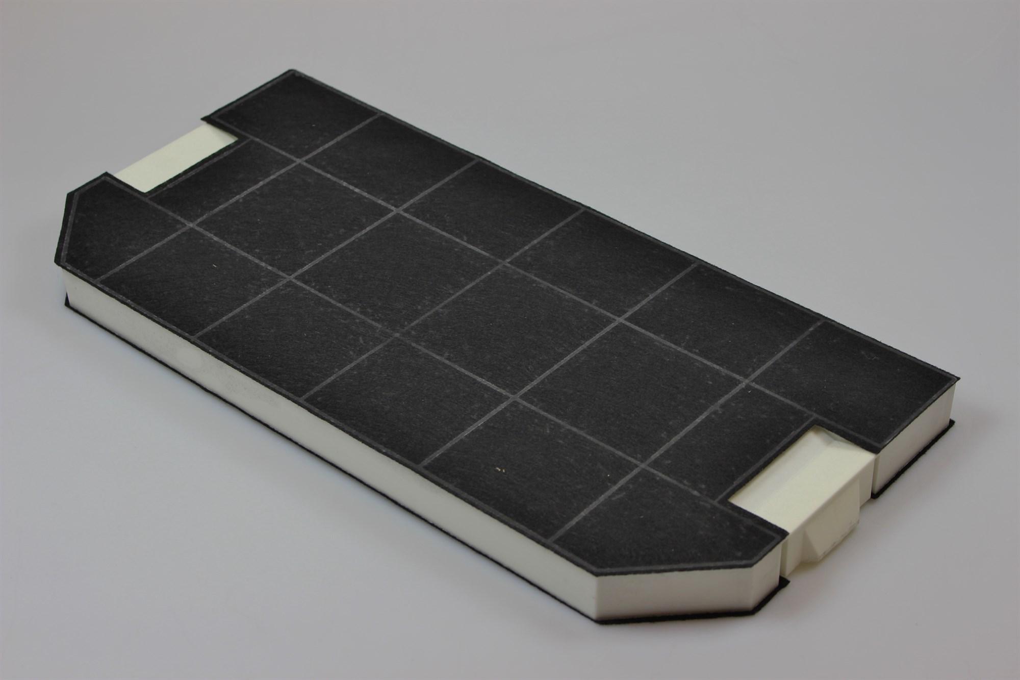 Kohlefilter siemens dunstabzugshaube 500 mm x 234 mm 1 stck
