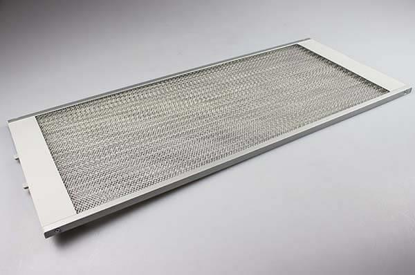 Metallfilter Silverline Dunstabzugshaube 204 Mm X 476 Mm