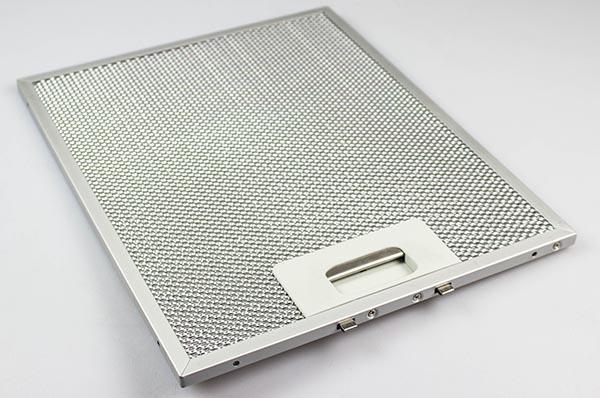 Metallfilter Silverline Dunstabzugshaube 260 Mm X 211 Mm