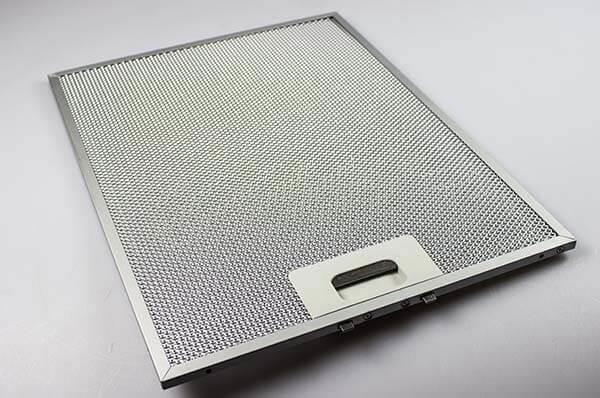 Metallfilter silverline dunstabzugshaube metall