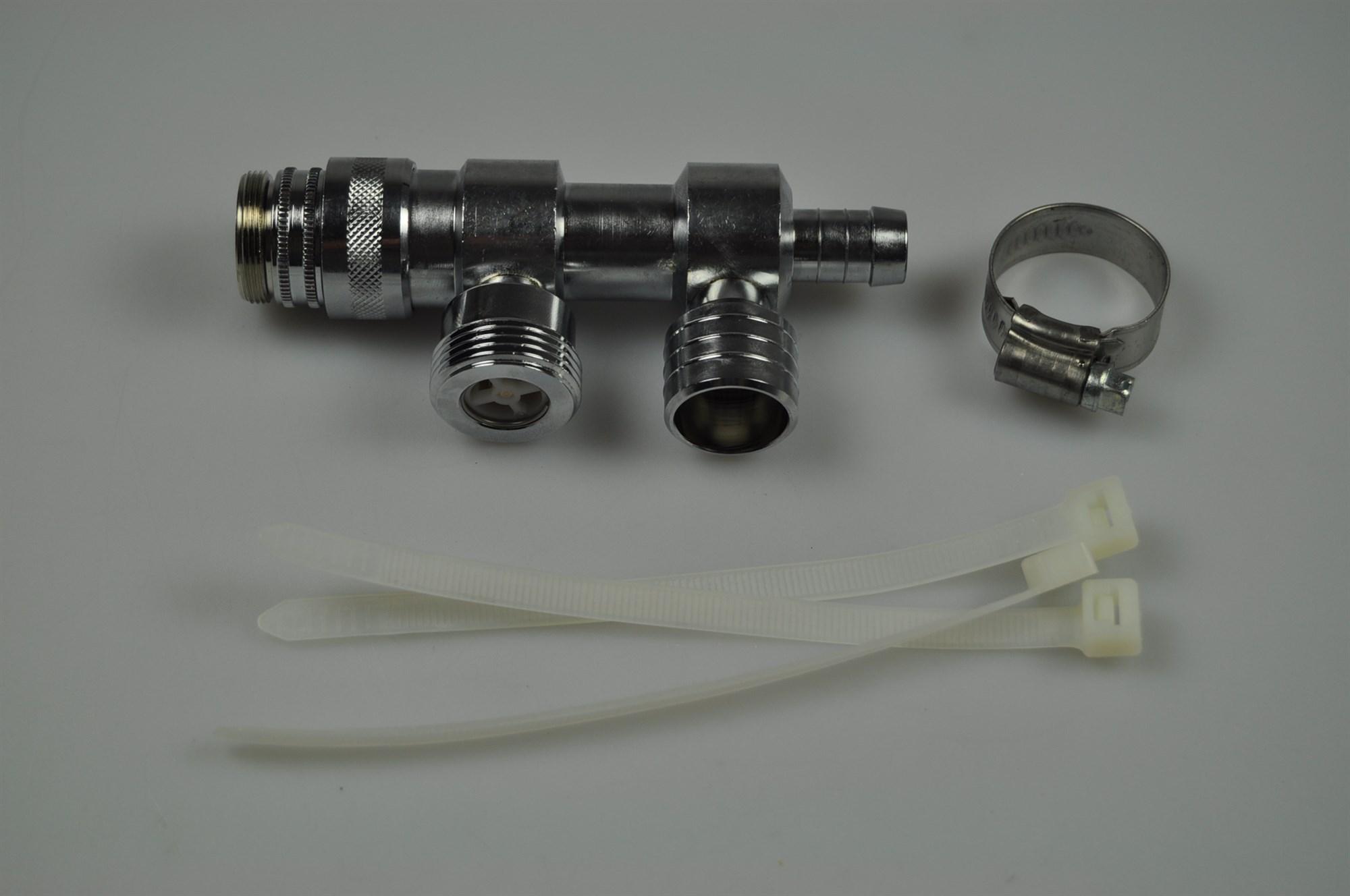 Wasseranschluss Universal Geschirrspuler