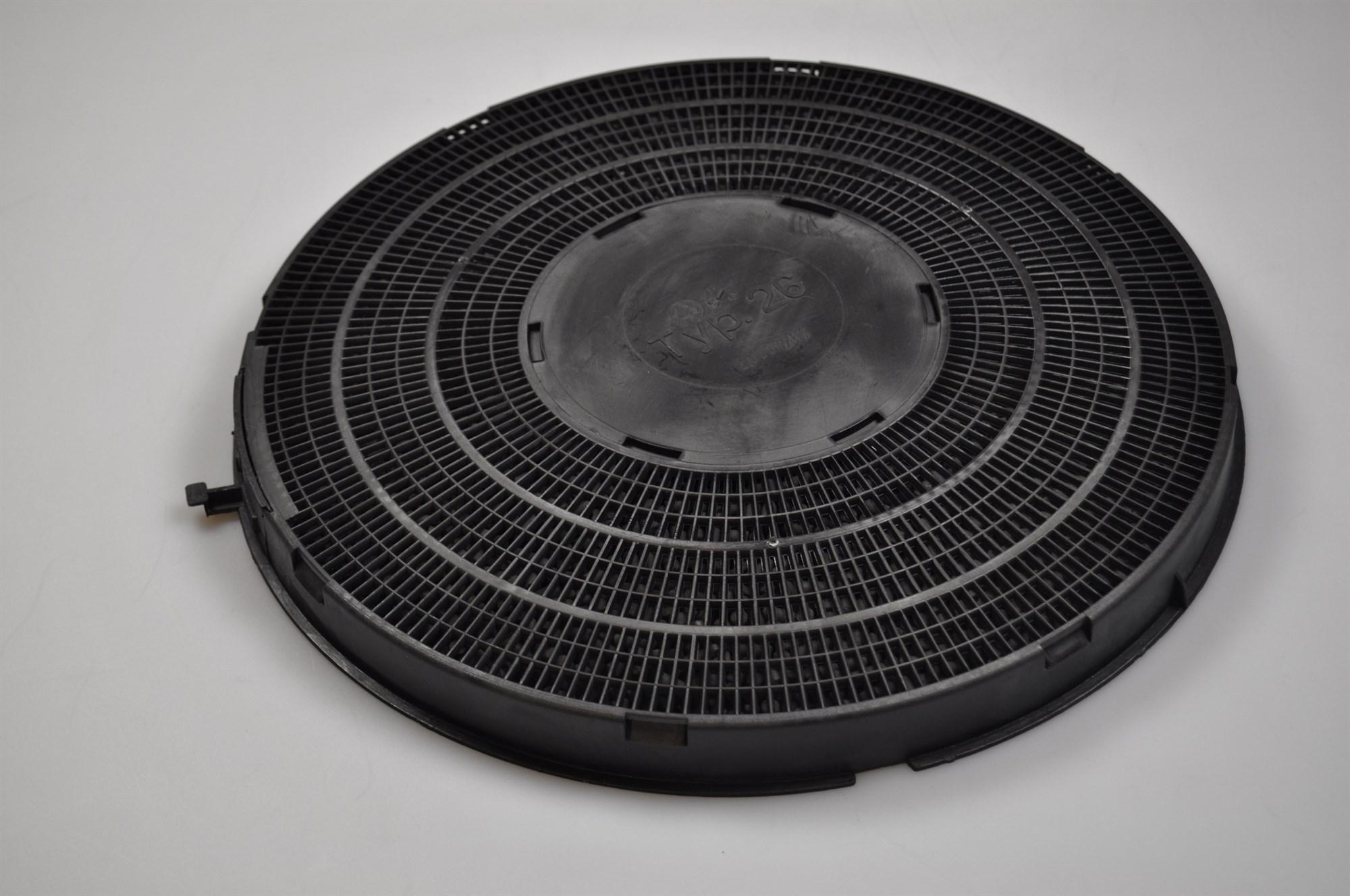 Kohlefilter bauknecht dunstabzugshaube 280 mm