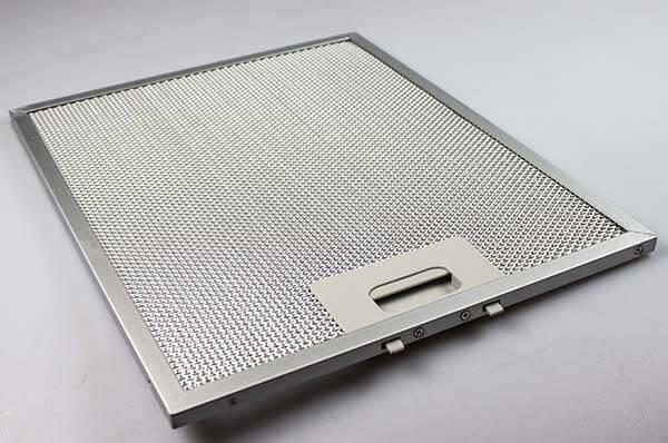 Metallfilter witt dunstabzugshaube 300 mm x 250 mm